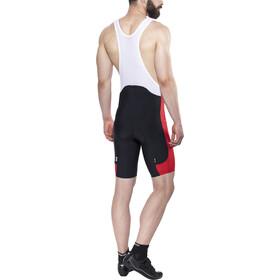 Castelli Evoluzione 2 Bib Shorts Men black/red